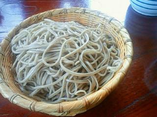 生粉打ち蕎麦@さとや栃木県栃木市
